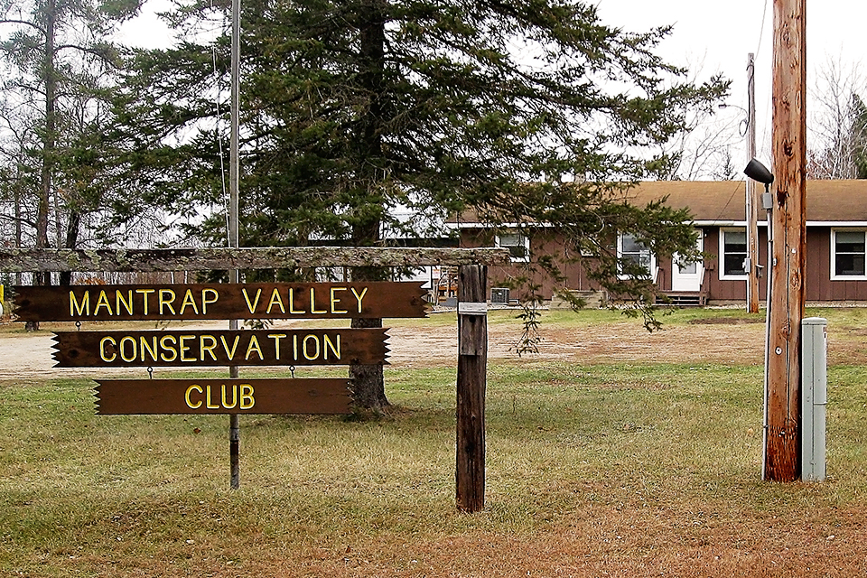 Mantrap Valley Conservation Club Clubhouse