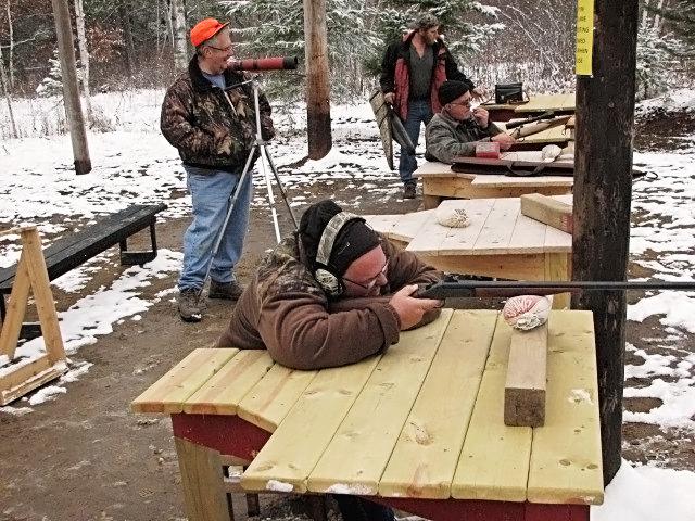 MVCC Rifle Range